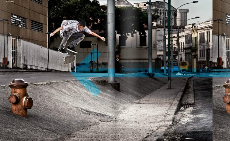 Picture 7 750x461 vista skateboard art magazine #39   Rio de Janeiro Issue