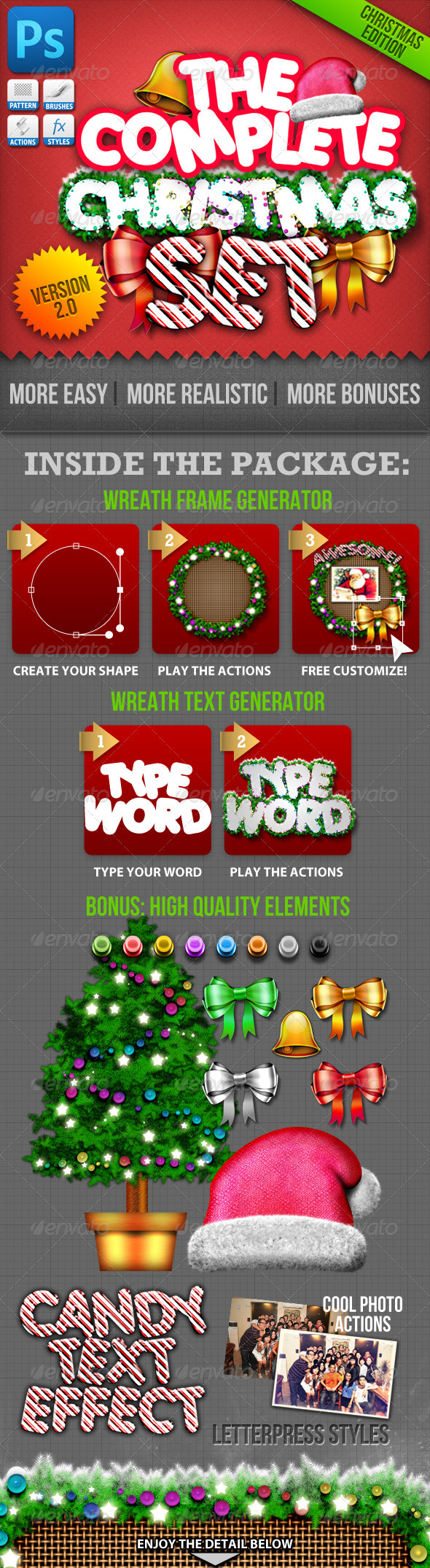 i1d1 Cool christmas templates for designers
