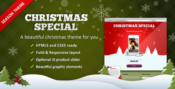 i1e Cool christmas templates for designers