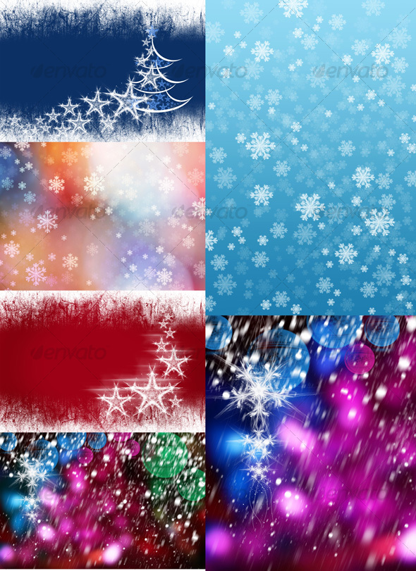 i1f Cool christmas templates for designers