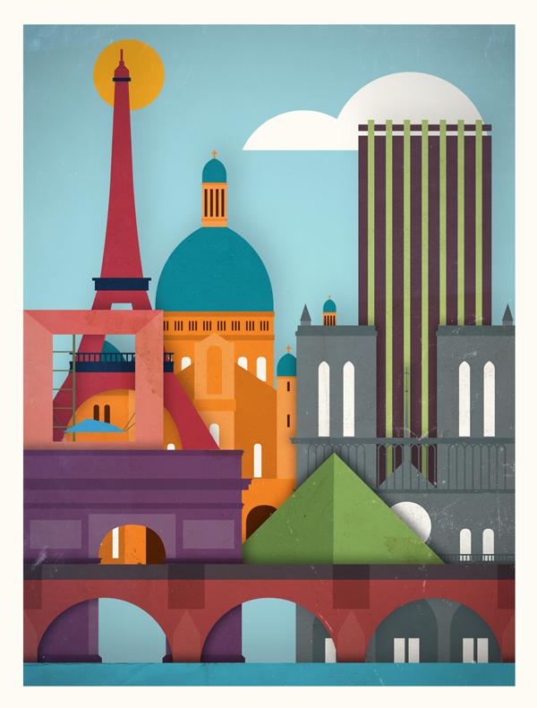 touristique paris Moxy Creative   Touristique