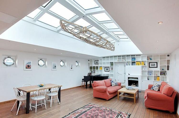 11 barge in stockholm 01 750x494 Interior Inspiration #25