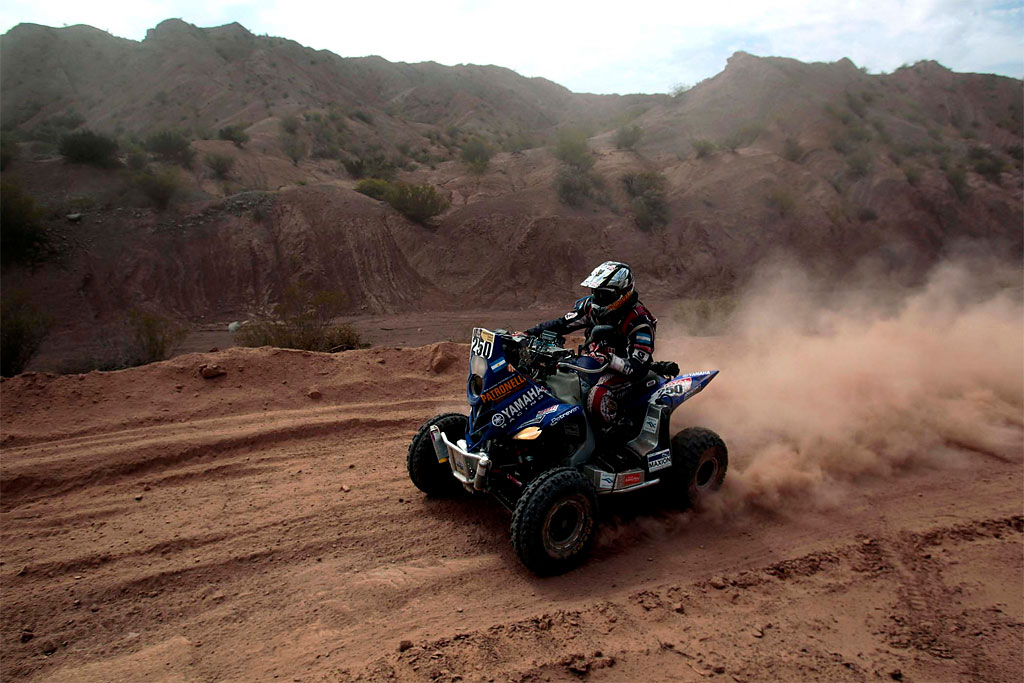 1312 Dakar Rally 2012: The Worlds Most Challenging Off Road Endurance Race