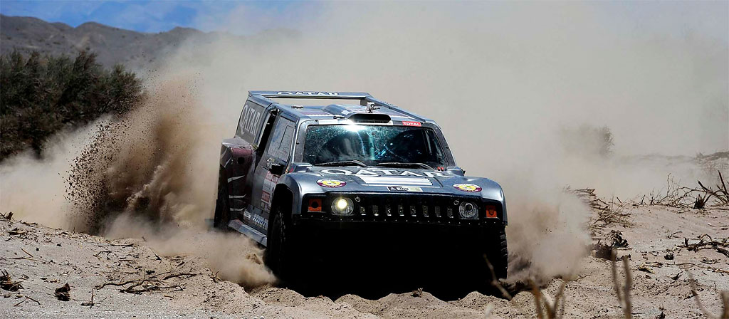 1511 Dakar Rally 2012: The Worlds Most Challenging Off Road Endurance Race