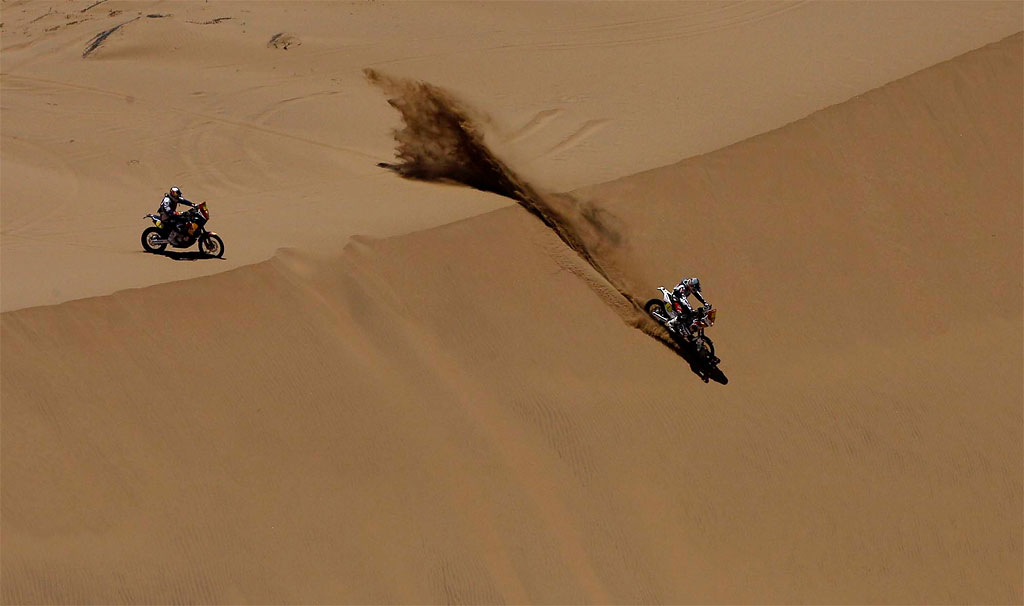 204 Dakar Rally 2012: The Worlds Most Challenging Off Road Endurance Race