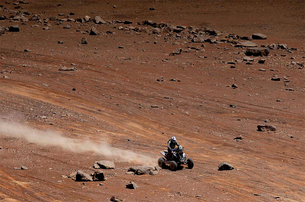 2410 Dakar Rally 2012: The Worlds Most Challenging Off Road Endurance Race