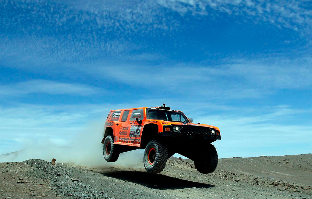 292 Dakar Rally 2012: The Worlds Most Challenging Off Road Endurance Race