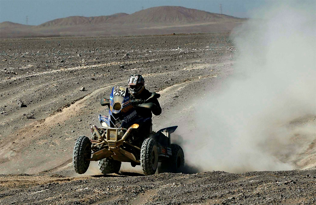 302 Dakar Rally 2012: The Worlds Most Challenging Off Road Endurance Race