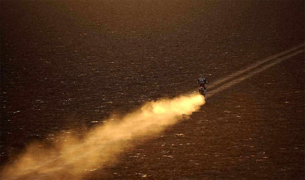 3111 Dakar Rally 2012: The Worlds Most Challenging Off Road Endurance Race