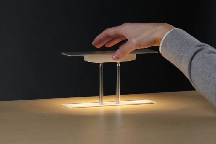 Levity LED desk lamp6 Levity LED desk lamp by Peter Stathis