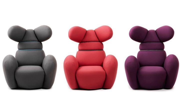 bunny chair1 Bunny Chair by Iskos Berlin