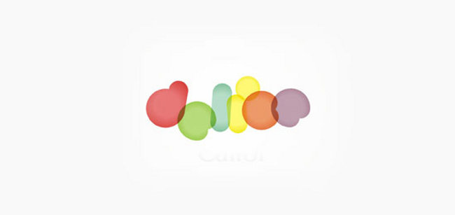 colorful logos Delice 100+ Collection of Creative Colorful Logos