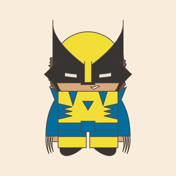 kids superhero costumes wolverine Kids Superhero Costumes