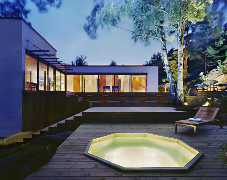 1155 750x596 Villa Clavenstam by Henrik Schulz