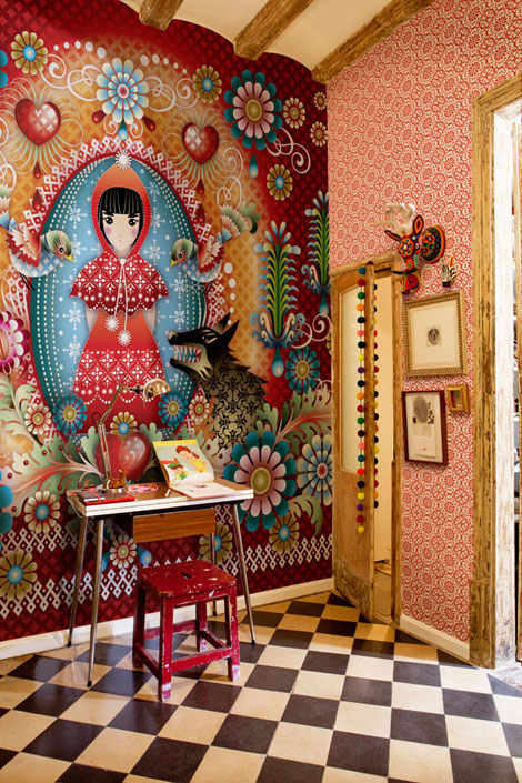 2012021910 Coordonné wallpapers by Catalina Estrada