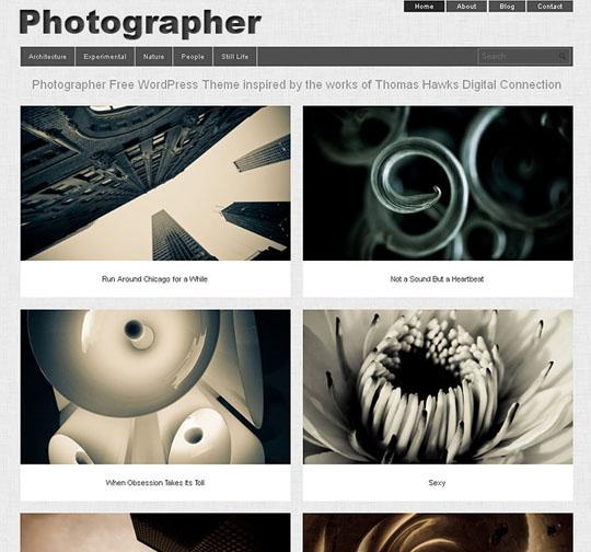3.clean minimal wordpress themes 2012 Fresh Collection of Free Clean and Minimal WordPress Themes