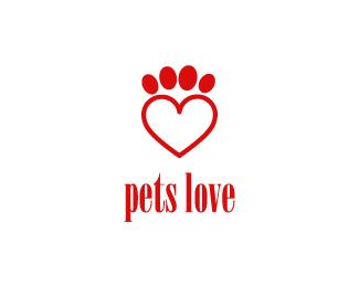 36.heart logo 52 Creative Examples of Heart Inspired Logo Designs