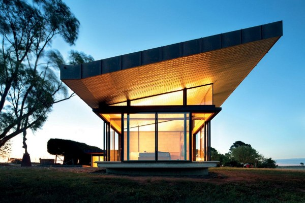 Brent Knoll Brent Knoll Residence in Malmsbury, Australia by March Studio