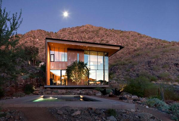 Jarson Residence 1 Modern Residence in Arizona