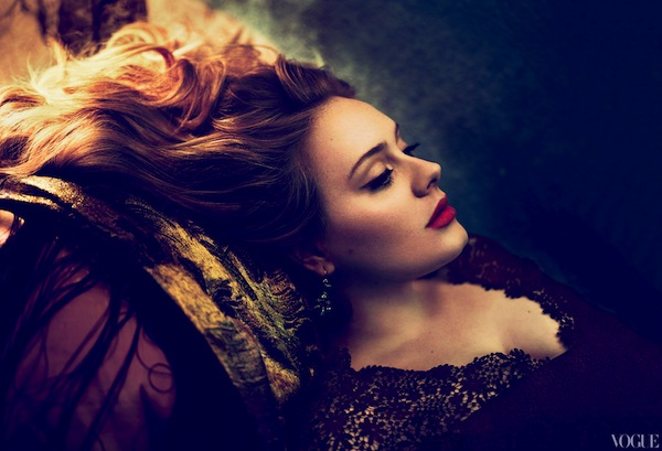 adele vogue us march 2012 mert marcus 8 Grammy Girl