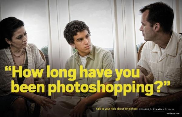 art addicted college for creative studies photoshop Art Addicted