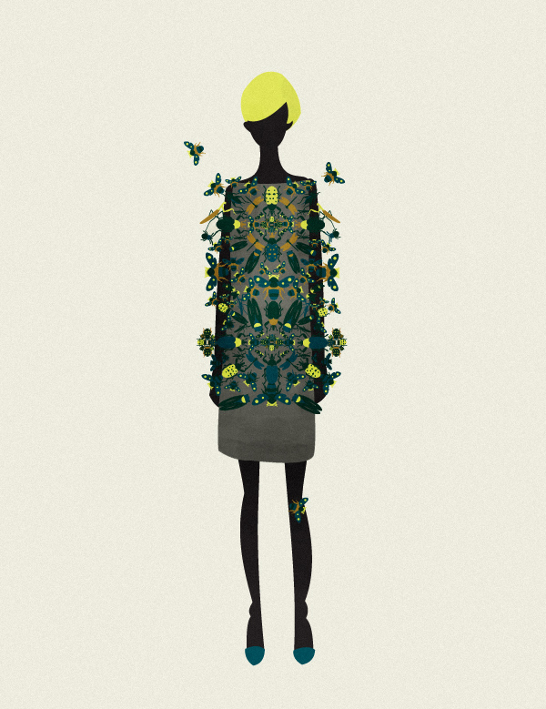 cristian grossi fashion pinko moodboard 01 PINKO insect tshirt collection