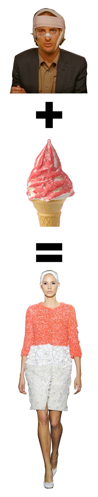 f1 Fashion + Math = Fashematics