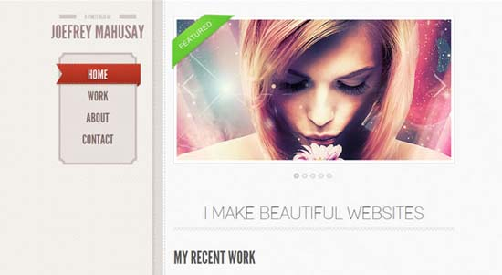 html5template 02 35 Best Free HTML5 and CSS3 Templates