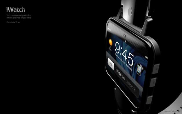 iWatch2 5 New iWatch 2 Concept Design