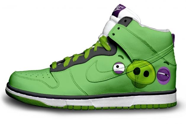 l 364606022135966 7b5e1b00c8 b11 60 Unique Nike Shoe Designs by Daniel Reese