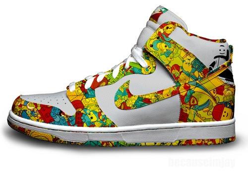 l 367456029004238 a7403e7a4111 60 Unique Nike Shoe Designs by Daniel Reese