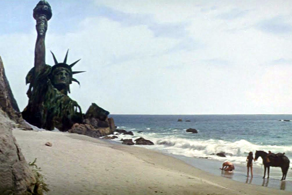 planet of the apes1 Top 10 Disaster Movies that Could Become a Reality