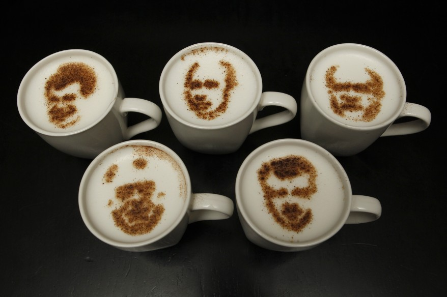 reuters russia presidential candidates 01Feb12 878x584 Russian Presidential Candidiates in Coffee