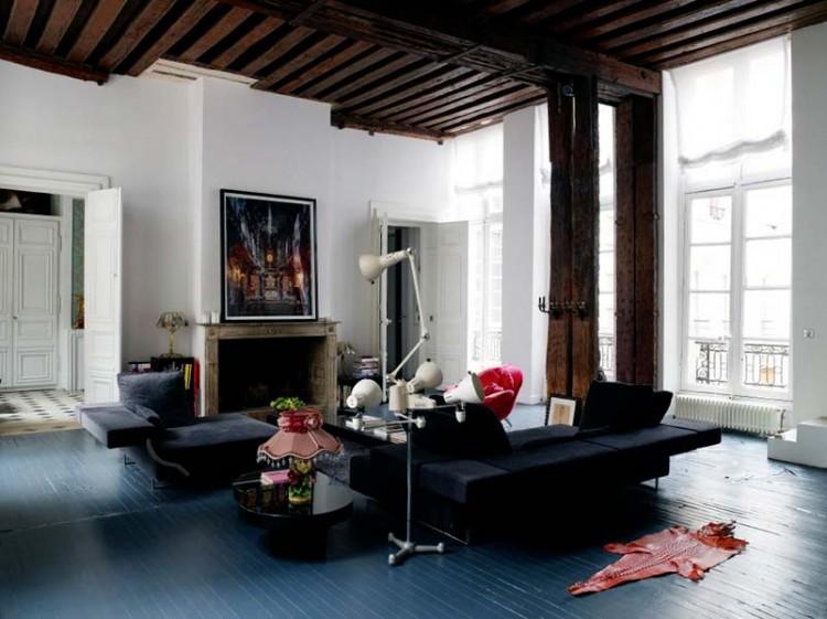 1114 750x561 Amazing Paris Apartment by Joséphine Interior Design