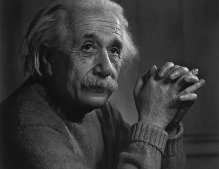 1176 Albert Einsteins Brain on Display at London Wellcome Exhibition