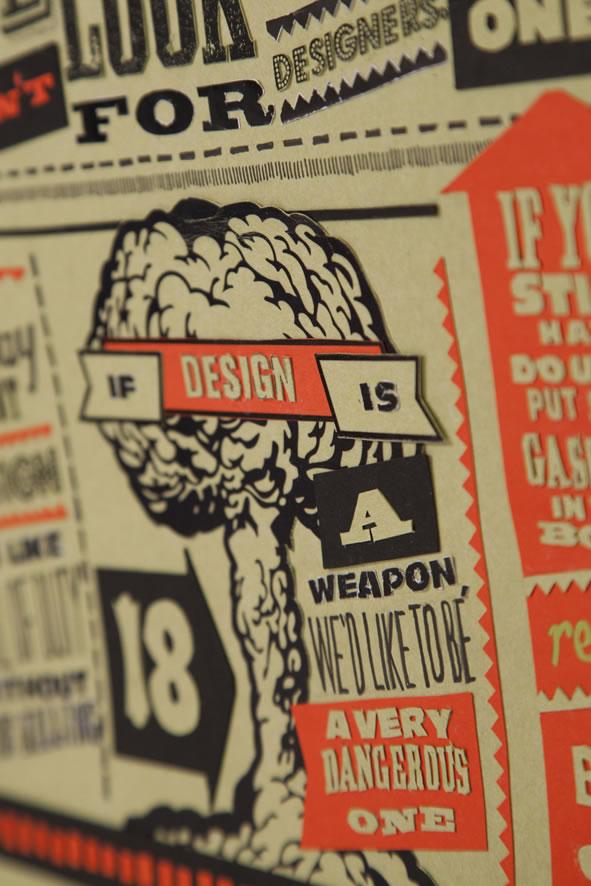 4 18 nouveaux commandements Designer 18 new commandments for Designer