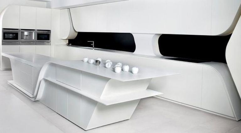 awesome innovative kitchen design by a cero futuristic and innovative kitchen design by a cero - Innovative Kitchen Design