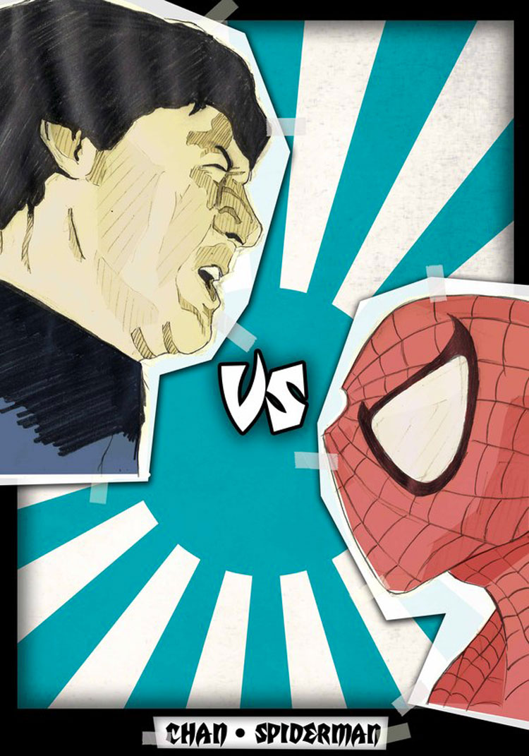 LEgends vs superheroes Legends VS Superheroes