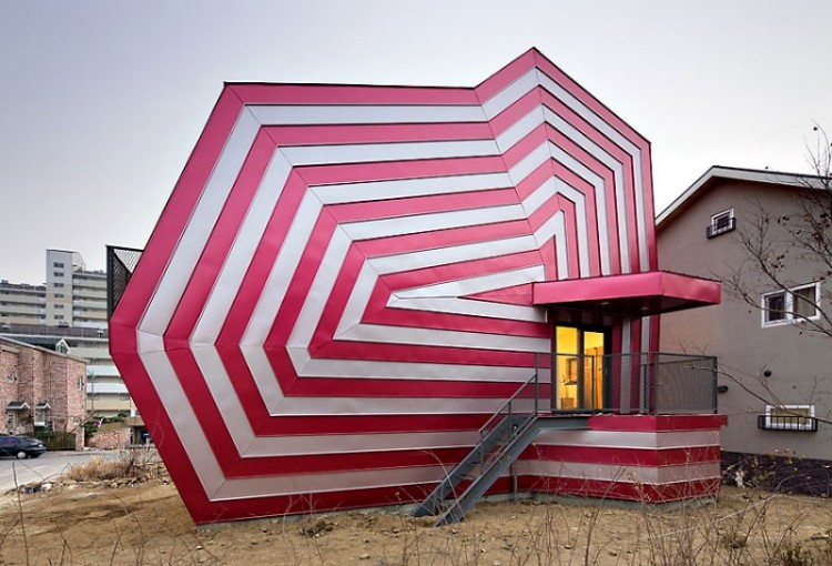 Lollipop House 06 800x544 750x510 The Sensational House of the Week N°19 !