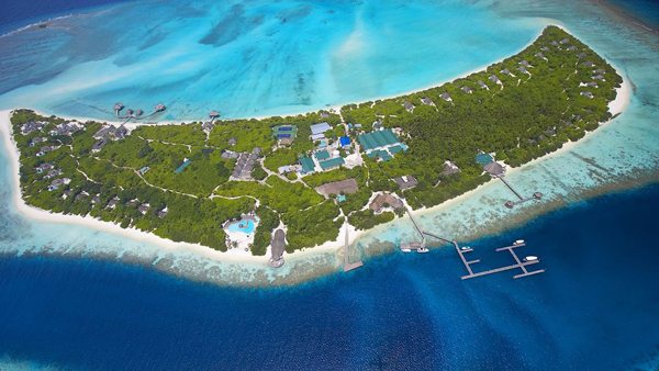 dhonakulhi1 Heavenly Island Resort on the Maldives
