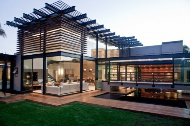 i1a84 House Aboobaker by Nico van der Meulen Architects