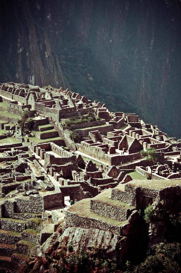 i1b162 Machu Picchu by Basia Asztabska
