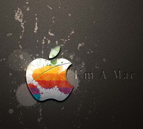 1.apple wallpapers 30 More Beautiful Apple Themed Wallpapers for Mac Users