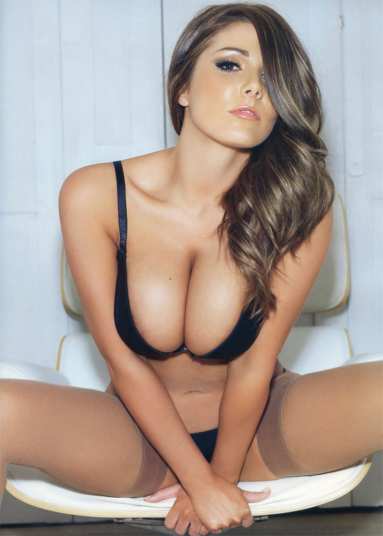 153 Lucy Pinder for this Weeks Nuts UK