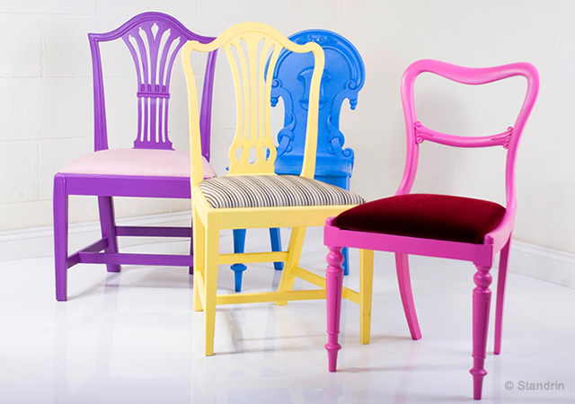 1o18 Klash chairs by Standrin