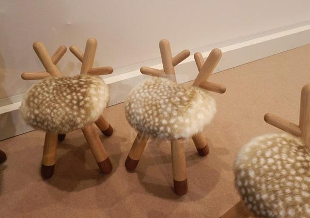1o37 Bambi chair by Kamina & C