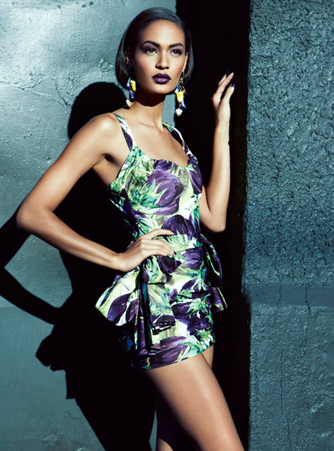 20120410045 Joan Smalls Covers Vogue Australia May 2012
