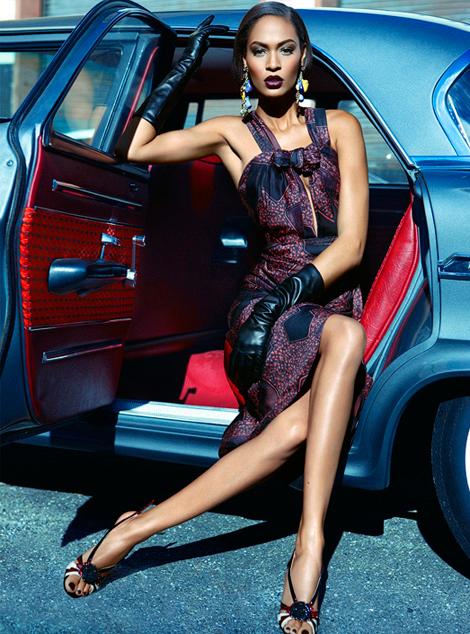 20120410047 Joan Smalls Covers Vogue Australia May 2012