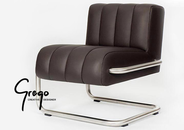 2o2 Svizzera chair by Grego Design