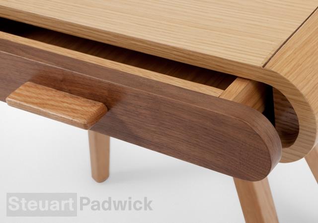 6o Fonteyn desk by Steuart Padwick